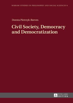 Civil Society, Democracy and Democratization