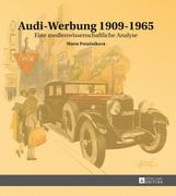 Audi-Werbung 1909–1965