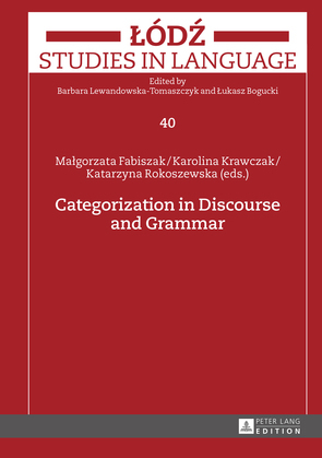 Categorization in Discourse and Grammar