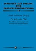 Zur Kultur der DDR