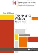 The Personal Weblog