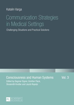 Communication Strategies in Medical Settings