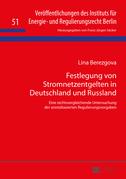 Festlegung von Stromnetzentgelten in Deutschland und Russland