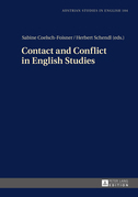 Contact and Conflict in English Studies
