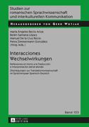 Interacciones / Wechselwirkungen