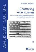 Constituting «Americanness»