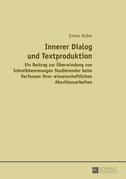 Innerer Dialog und Textproduktion