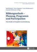 Bildungsurlaub – Planung, Programm und Partizipation