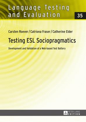 Testing ESL Sociopragmatics