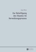 Zur Beteiligung des Staates im Verwaltungsprozess