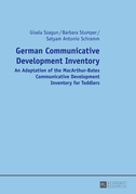 German Communicative Development Inventory