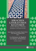 Les littératures du Maghreb et d'Afrique subsaharienne