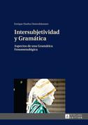 Intersubjetividad y Gramática