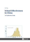 School Effectiveness in China