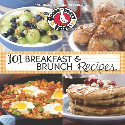 101 Breakfast & Brunch Recipes