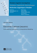 Evaluating Cartesian Linguistics