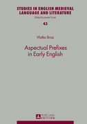 Aspectual Prefixes in Early English