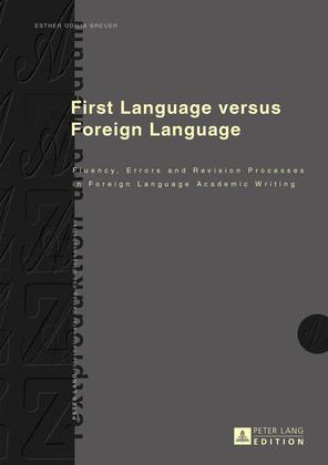 First Language versus Foreign Language