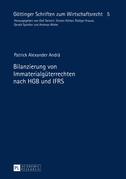 Bilanzierung von Immaterialgueterrechten nach HGB und IFRS