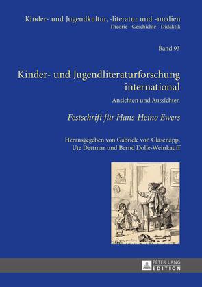 Kinder- und Jugendliteraturforschung international