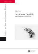 Le corps de l'audible