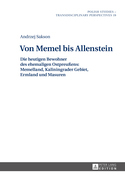 Von Memel bis Allenstein