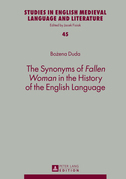 The Synonyms of «Fallen Woman» in the History of the English Language
