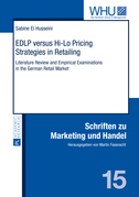 EDLP versus Hi-Lo Pricing Strategies in Retailing