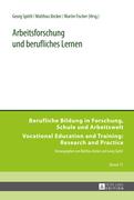 Arbeitsforschung und berufliches Lernen