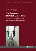 Die Romane Thomas Glavinics