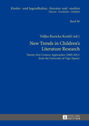 New Trends in Children's Literature Research