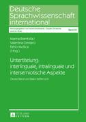 Untertitelung: interlinguale, intralinguale und intersemiotische Aspekte