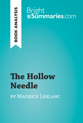The Hollow Needle by Maurice Leblanc (Book Analysis)