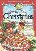 Quick & Easy Christmas Cookbook: Over 200 Delicious Holiday Recipes Your Family Will Love.Most in 30 Minutes or Less!