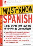 Must-Know Spanish : Essential Words For A Successful Vocabulary
