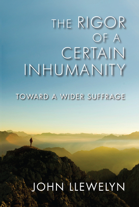 The Rigor of a Certain Inhumanity: Toward a Wider Suffrage