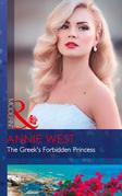 The Greek's Forbidden Princess (Mills & Boon Modern) (The Princess Seductions, Book 2)