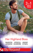 Her Highland Boss: The Earl's Convenient Wife / In the Boss's Castle / Her Hot Highland Doc (Mills & Boon By Request)