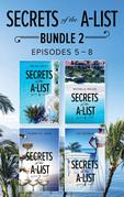 Secrets Of The A-List Box Set, Volume 2 (Mills & Boon M&B)