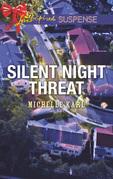 Silent Night Threat (Mills & Boon Love Inspired Suspense)