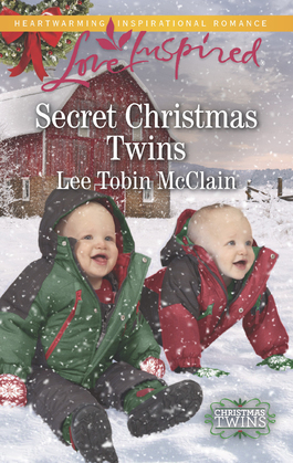 Secret Christmas Twins (Mills & Boon Love Inspired) (Christmas Twins, Book 2)