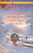 Christmas On The Ranch: The Rancher's Christmas Baby / Christmas Eve Cowboy (Mills & Boon Love Inspired)