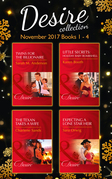 Desire Collection: November Books 1 - 4 (Mills & Boon e-Book Collections)