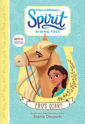 Spirit Riding Free: Pru's Diary