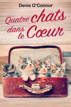 Quatre chats dans le cœur