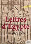 Lettres d'Égypte