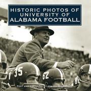 Historic Photos of University of Alabama Football