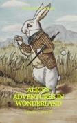 Alice's Adventures in Wonderland (Best Navigation, Active TOC) (Prometheus Classics)
