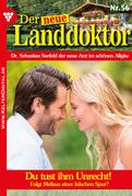 Der neue Landdoktor 56 - Arztroman