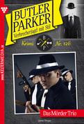 Butler Parker 126 - Kriminalroman
